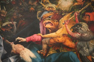 800px-Temptation_of_Saint_Anthony_(Grünewald),_detail